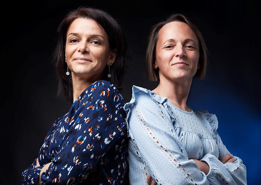 Christelle et Carine ateliers mieux-être et développement personnel Strasbourg Alsace